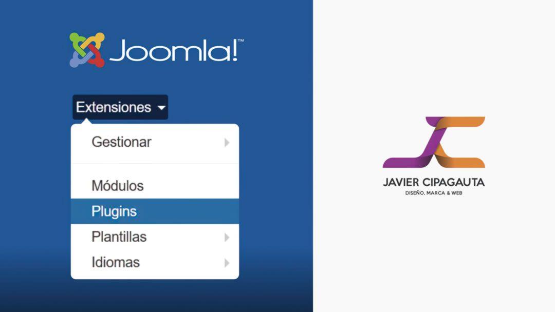 Extensiones Joomla!, Panel de Administración