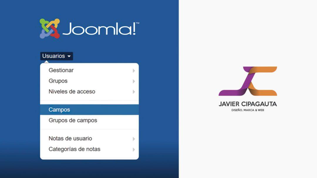 Usuarios Joomla!, Panel de Administración.